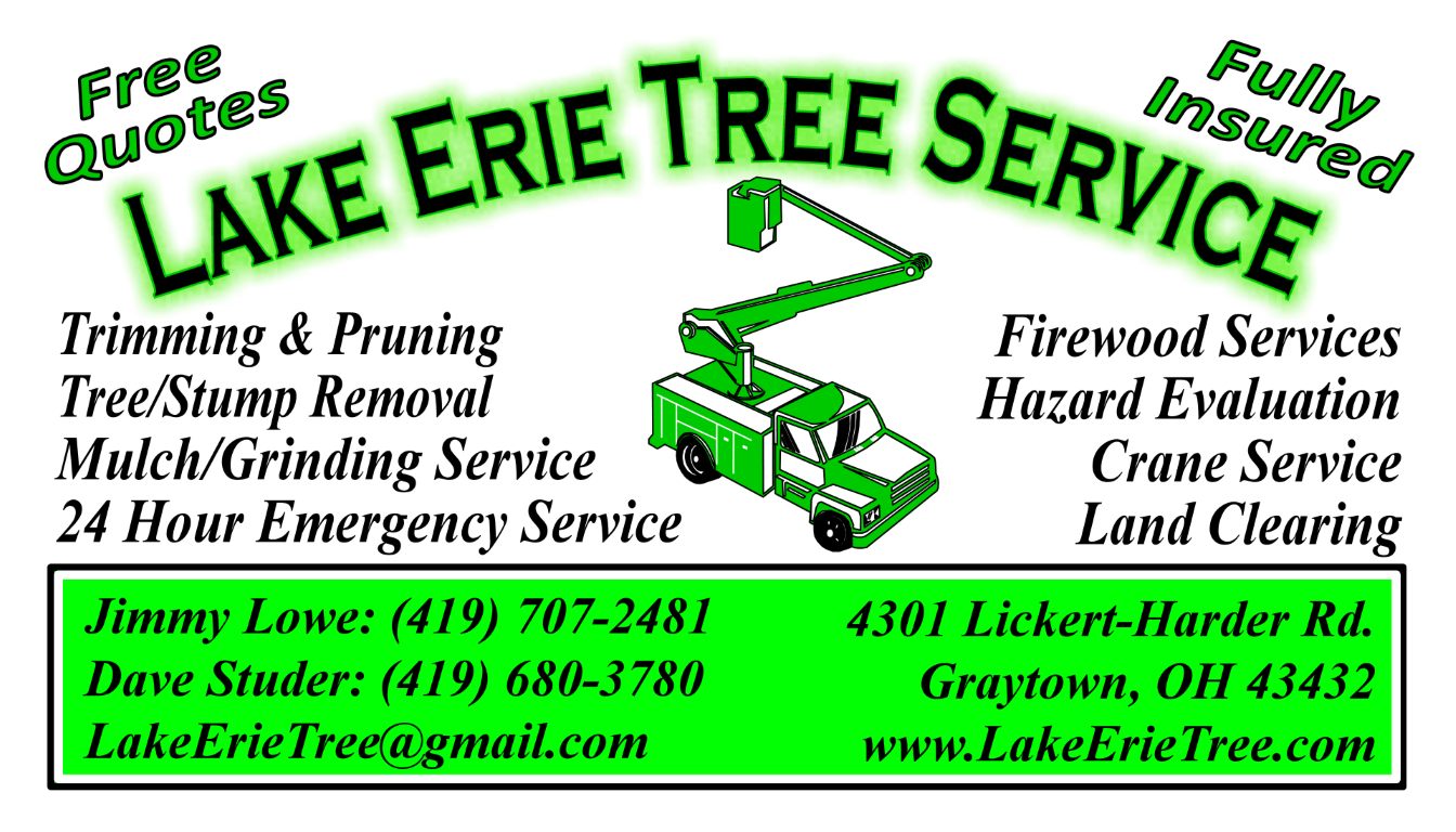 Lake Erie Tree Services